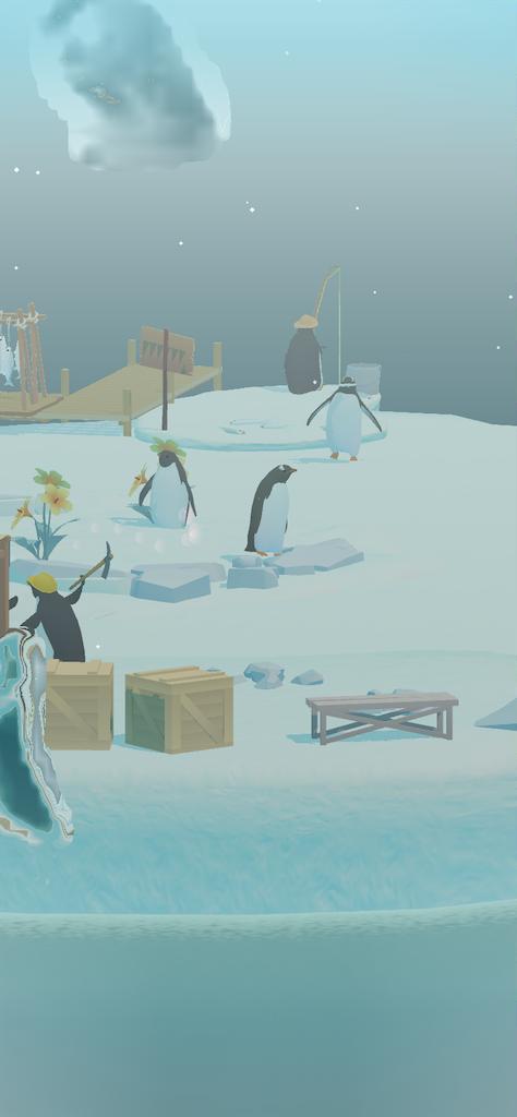 ペンギン工事