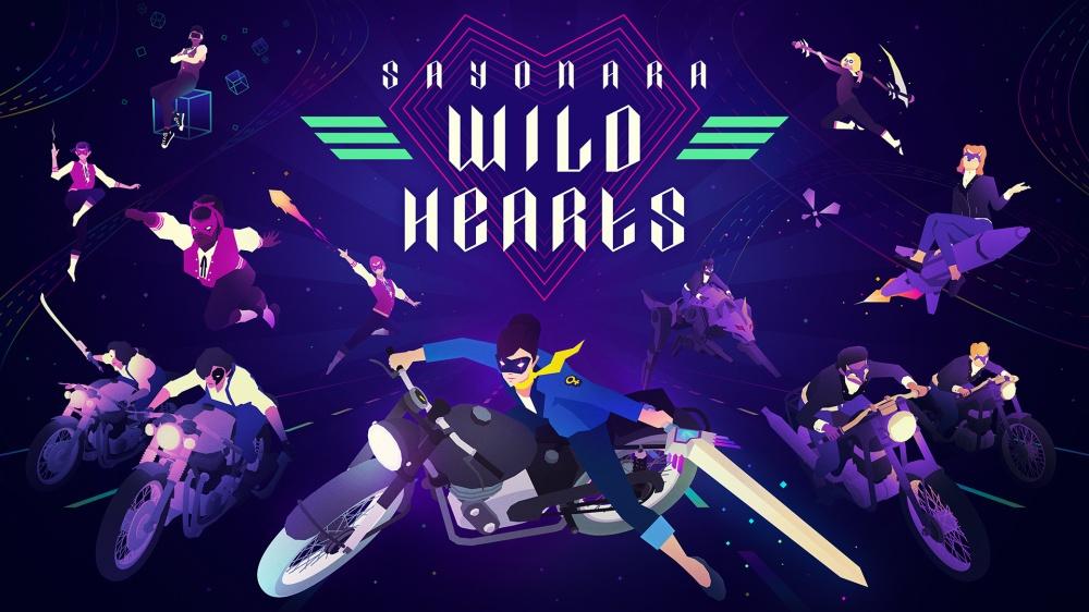 Sayonara waild hearts
