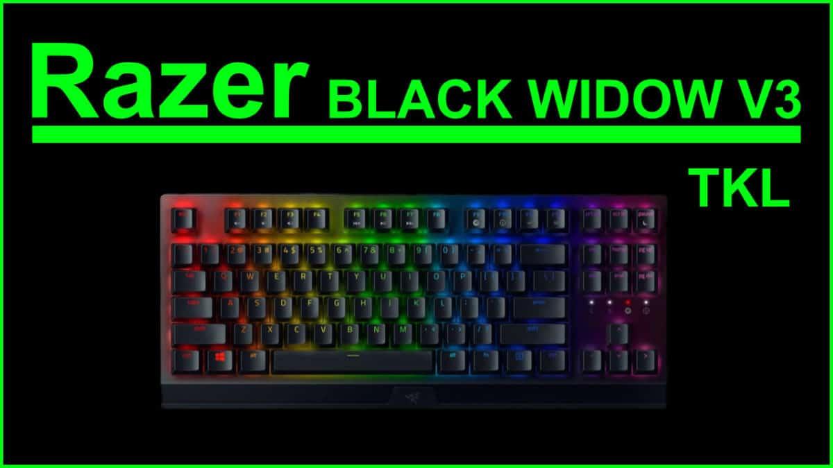 BLACK WIDOW V3TKL画像