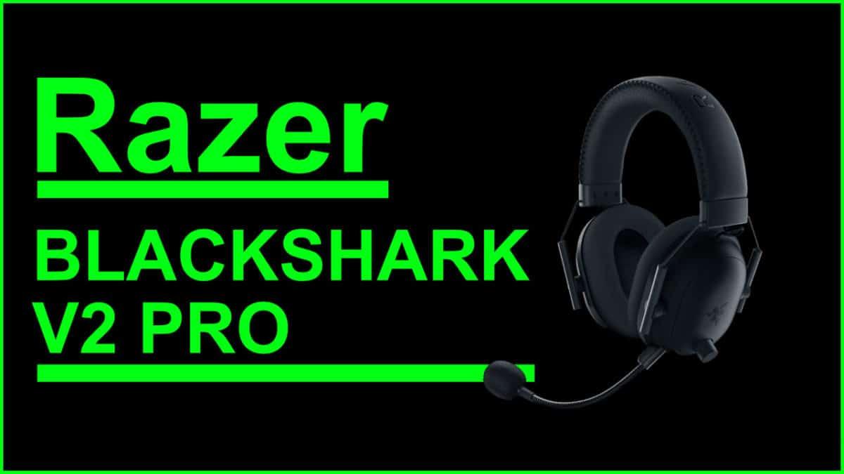 BLACKSHARK V2 PRO画像