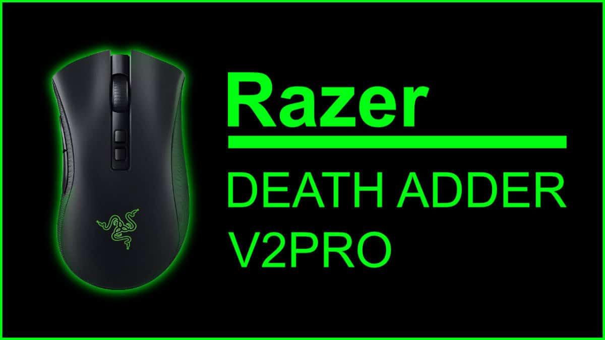 DEATH ADDERV2PRO画像
