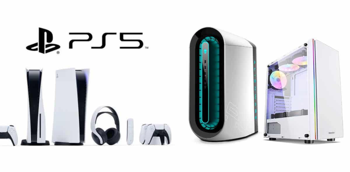 PS5 自作PC 画像