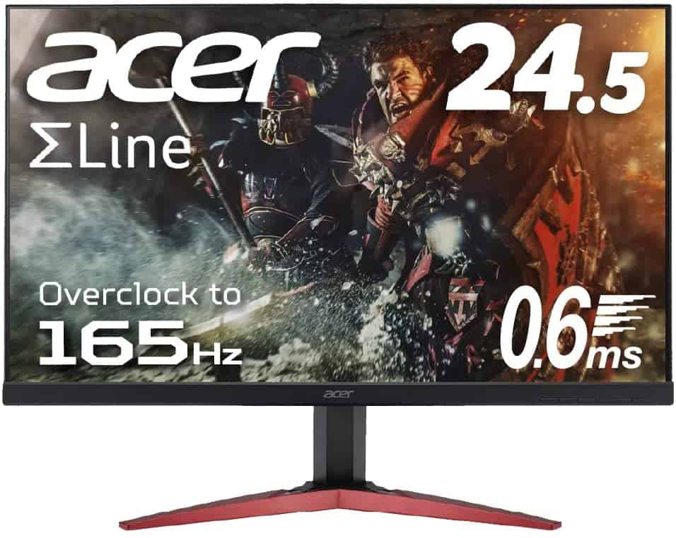 Acer SigmaLine KG251QJbmidpx画像