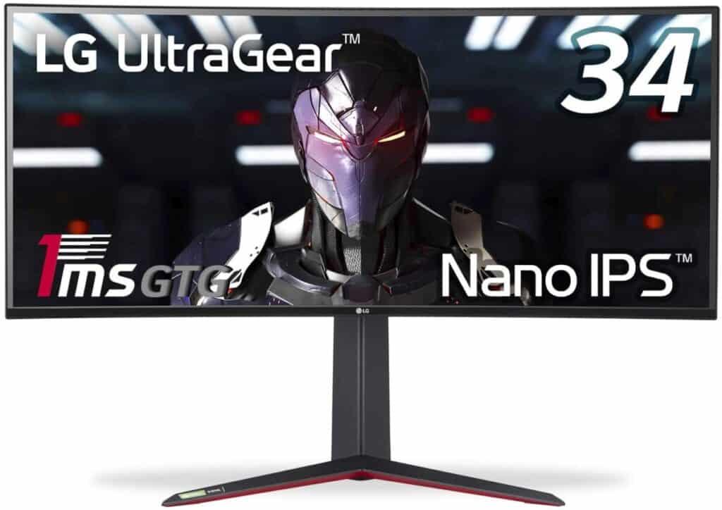 LG UltraGear 34GN850-B画像